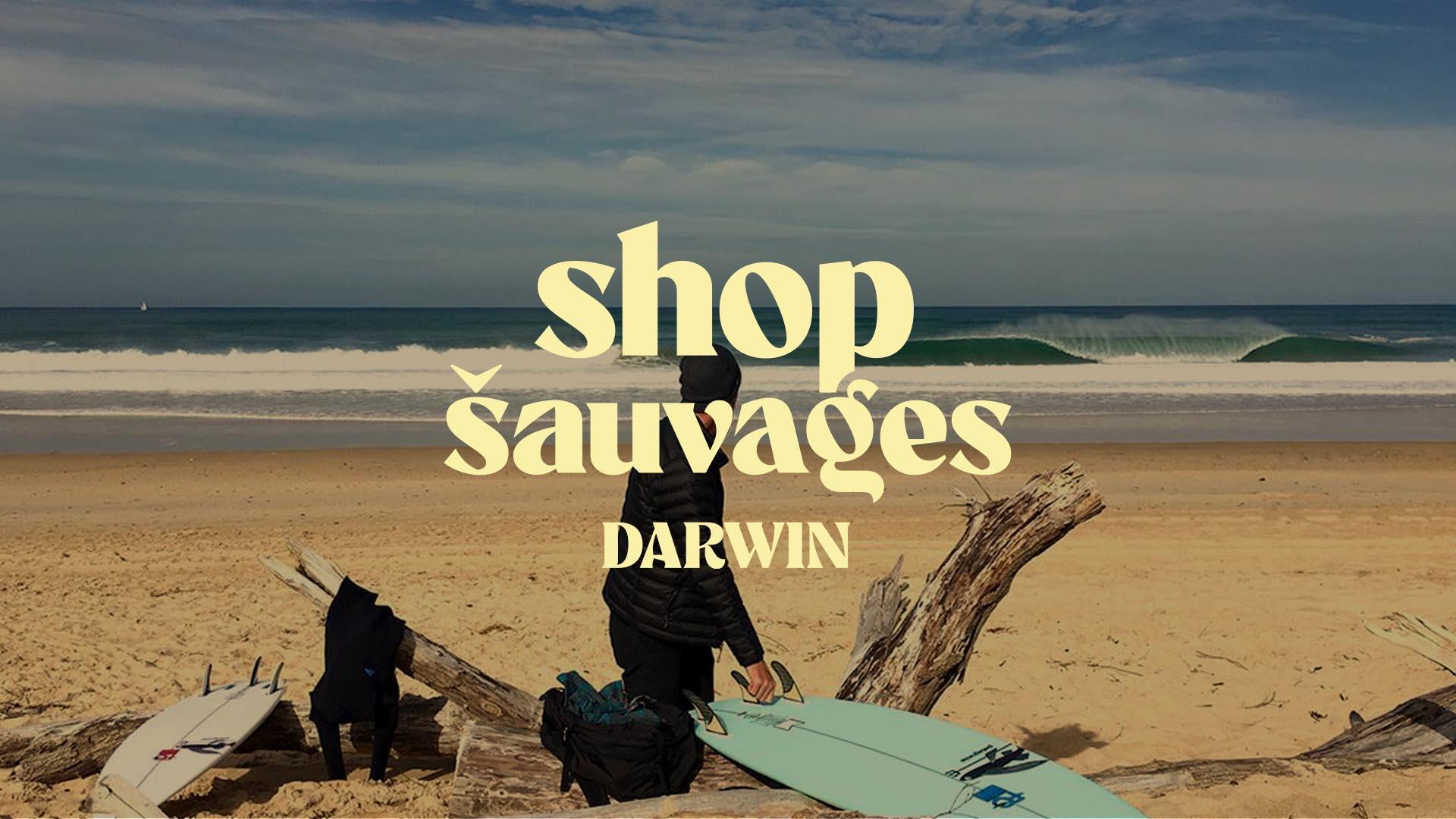 shop sauvages header
